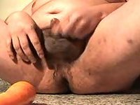 Randy buddy with carrot
