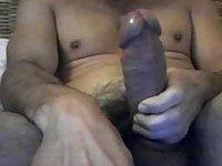 Extra huge prick stimulation
