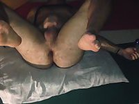 dirty slave self fuck hard and rough (transpounder)