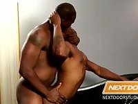 Black Dudes Ass Licking