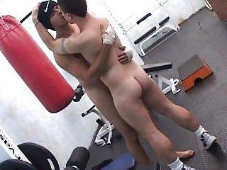 Gay Boxers Creamy Sex