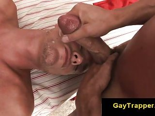 Gay Guys Hot Ass Splitting