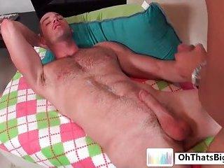 Big cock fucking action