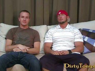 Lewd Guys Ass Hole Drilling
