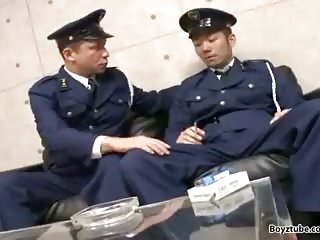 Guys In Uniform Hot Sex
