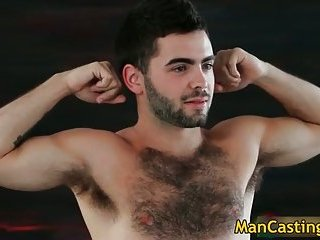Sexy hunk Josh gets arse hammered after sucking fat gay boner 2
