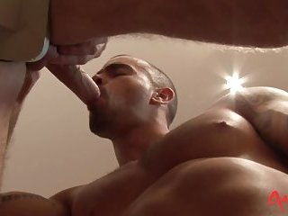 Hot Guys In Tats Oral Fun