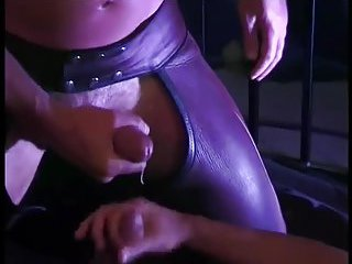 Yummy Guys Enjoy Fetish Fuck