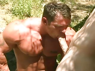 Nasty Gay Guys Safe Outdoor Fuck