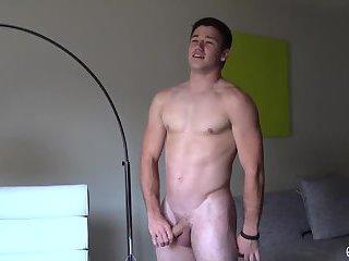 Naughty Guy Solo Masturbation