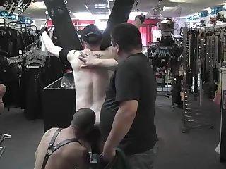 Fetish Threeway Sucking