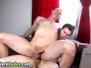 Amateur straighties fuck and cum