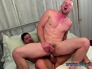 A Fellow Guest Takes Dominics Dick