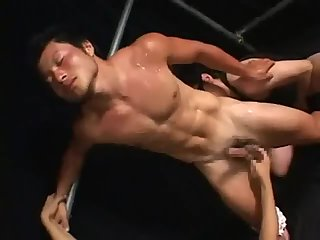 Cute Jap Boy Played and Fucked